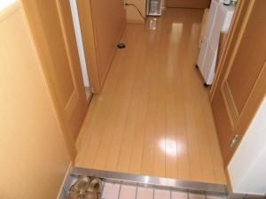 大阪市住吉区でシングルベッドの回収ビフォーアフター2