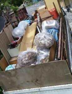 堺市のでタンス、机、物干し竿等回収のお客様の画像3