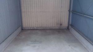 旭区にて、荷台、掃除用具などの回収2
