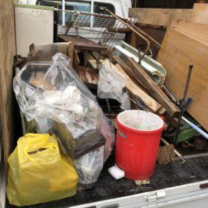 【高石市】軽トラック1台程度の出張不用品の回収・処分ご依頼