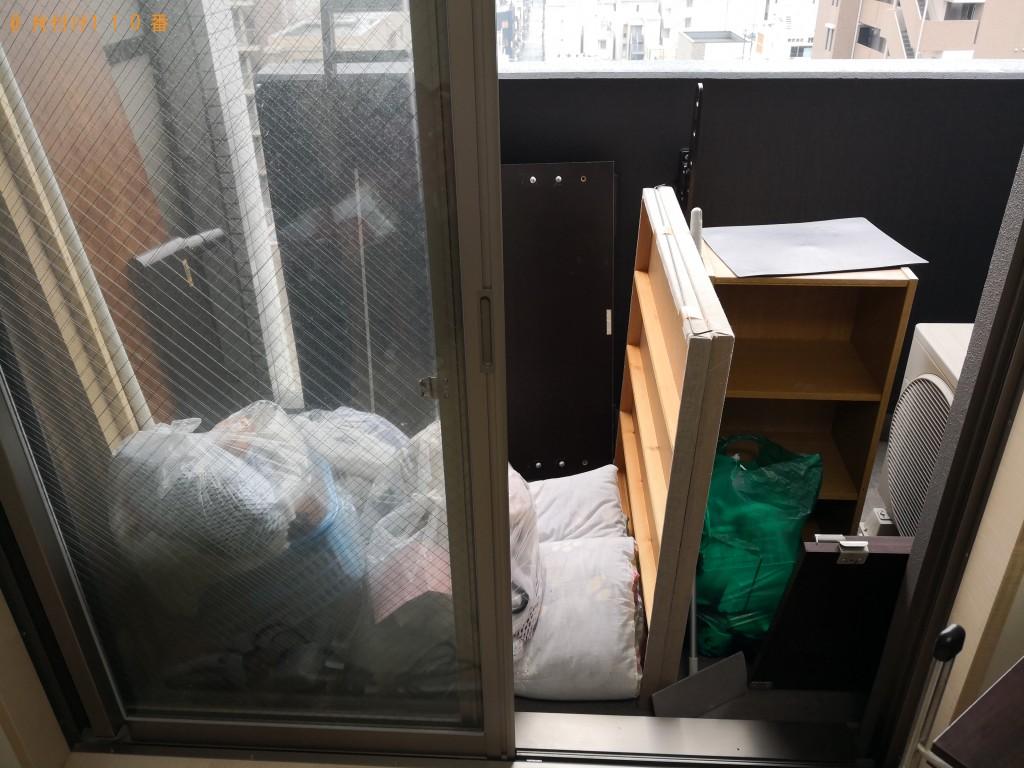 【大阪市北区】テレビ、ドライヤー、本棚等の回収・処分ご依頼