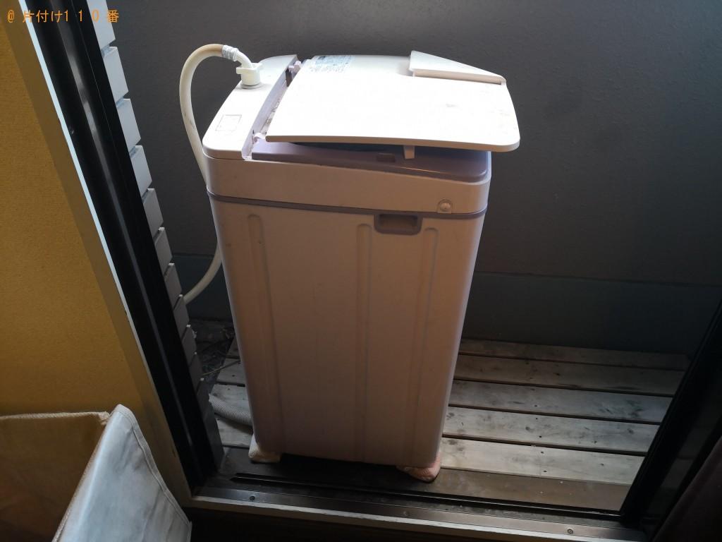 【大阪市中央区】洗濯乾燥機の回収・処分ご依頼 お客様の声