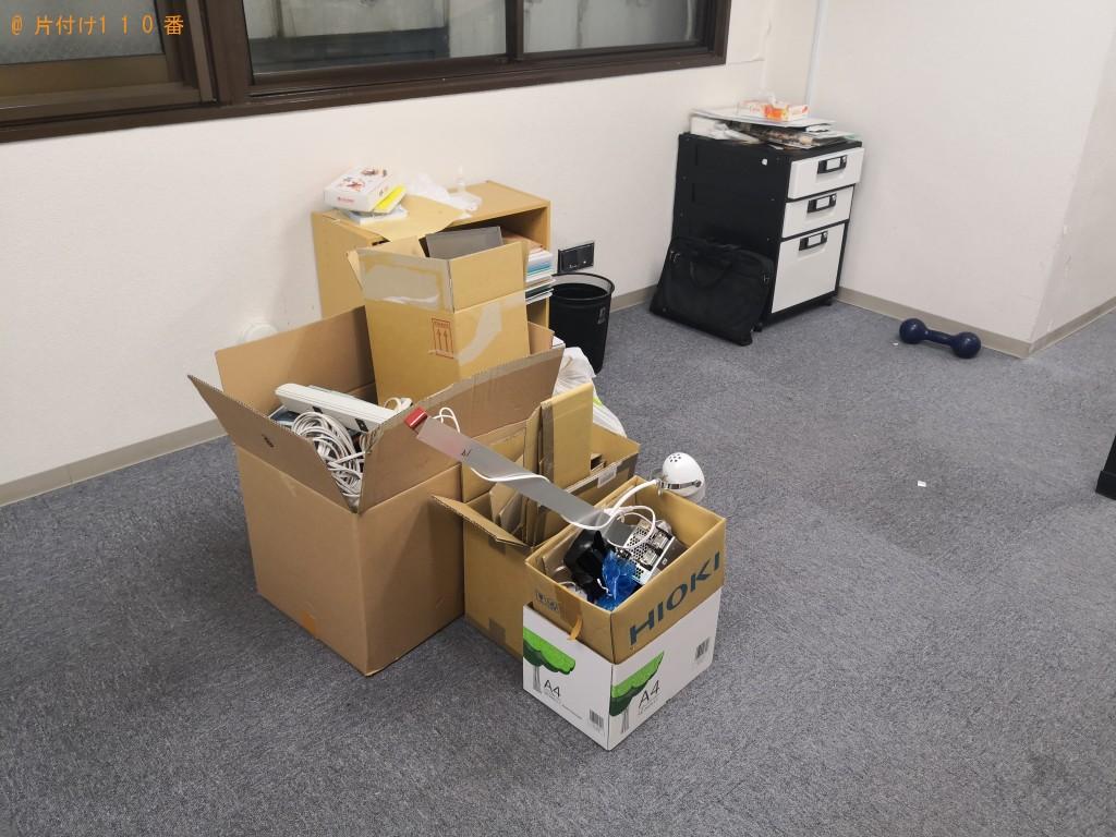 【大阪市中央区】回転いす、バッテリー等の回収・処分ご依頼