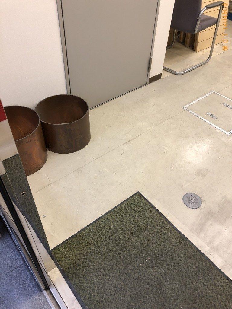 【大阪市天王寺区】掃除機、炊飯器、ビデオデッキ等の回収・処分
