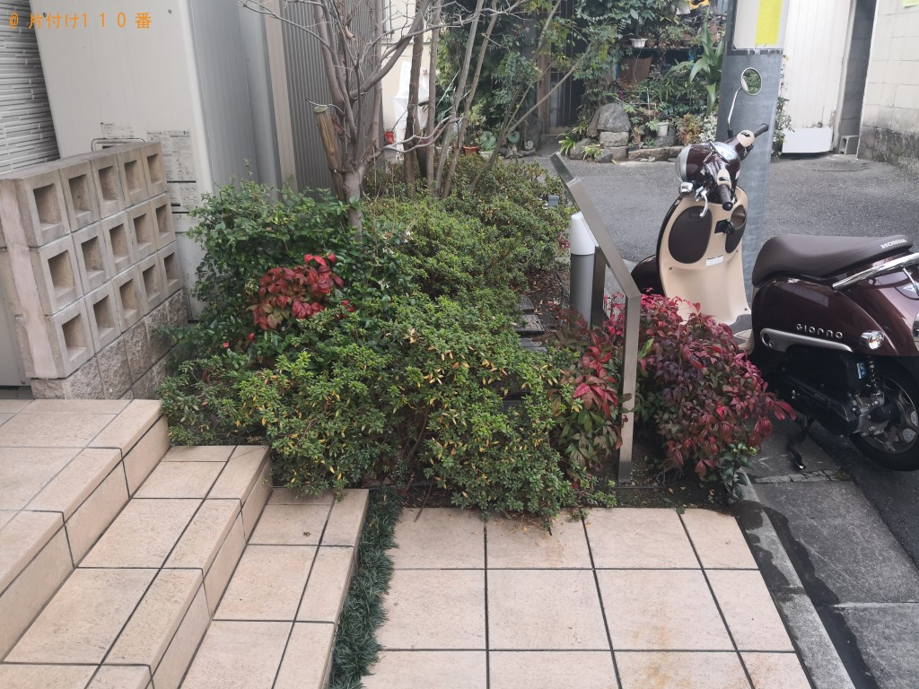 【大阪市鶴見区】冷蔵庫、洗濯機の回収・処分ご依頼 お客様の声