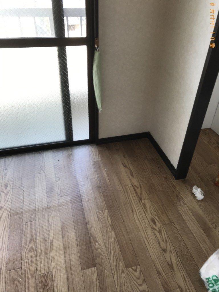 【堺市北区】冷蔵庫、洗濯機、収納棚、電子レンジ等の回収・処分