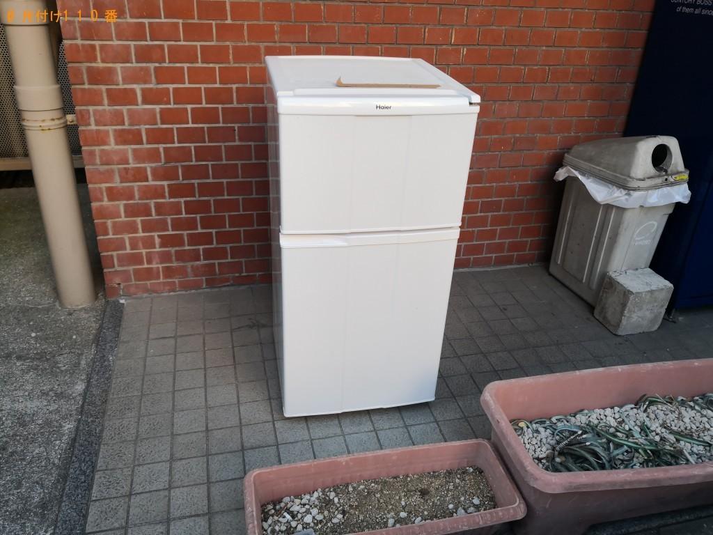 【大阪市生野区】冷蔵庫の回収・処分ご依頼 お客様の声
