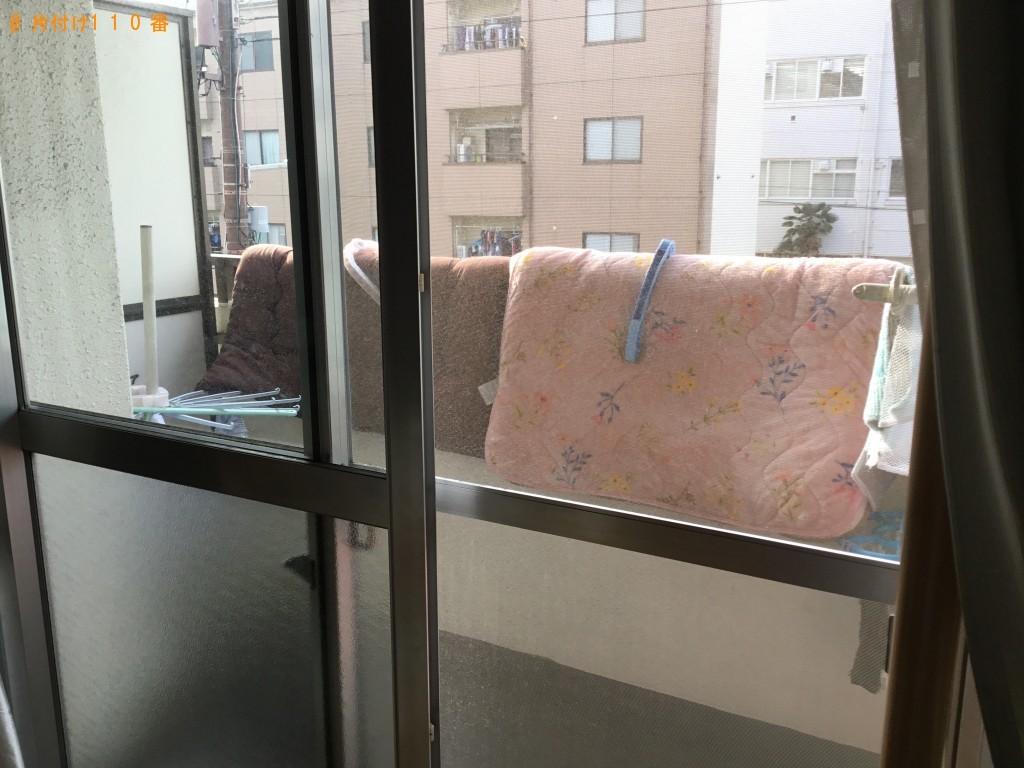 【大阪市港区】押し入れの片付け、ハウスクリーニングのご依頼