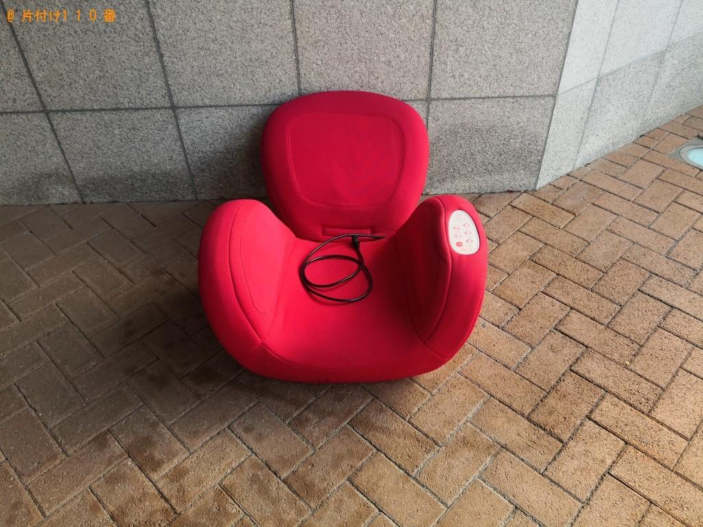 【茨木市】マッサージチェアの回収・処分ご依頼 お客様の声