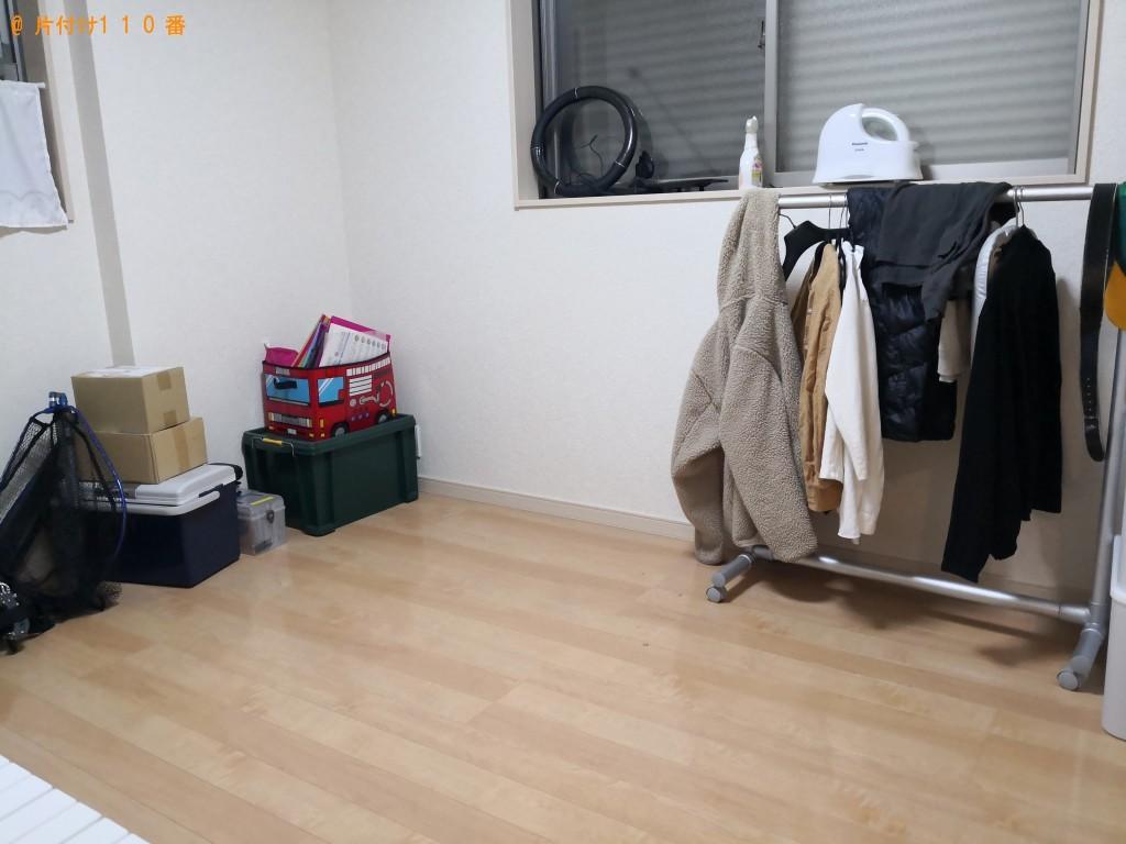 【東大阪市】勉強机、椅子の回収・処分ご依頼 お客様の声