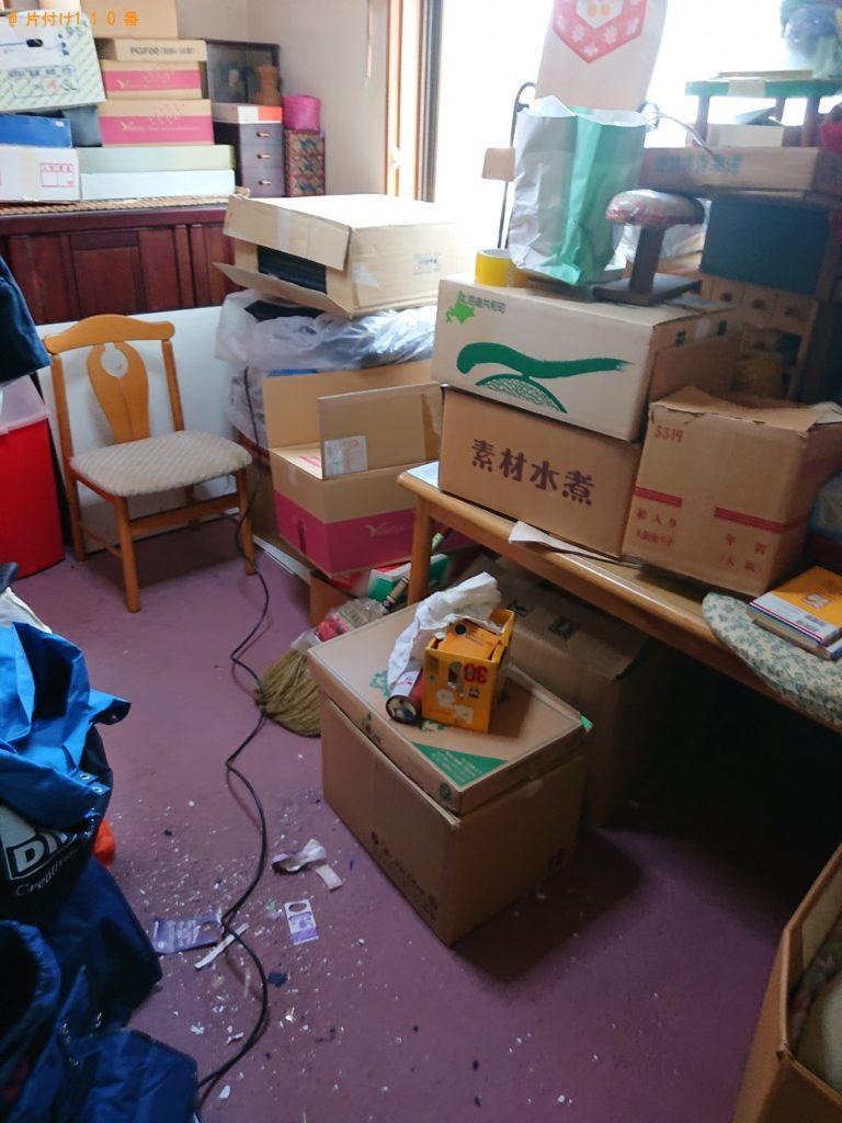 椅子、テーブル、学習机、雑誌等の回収・処分ご依頼