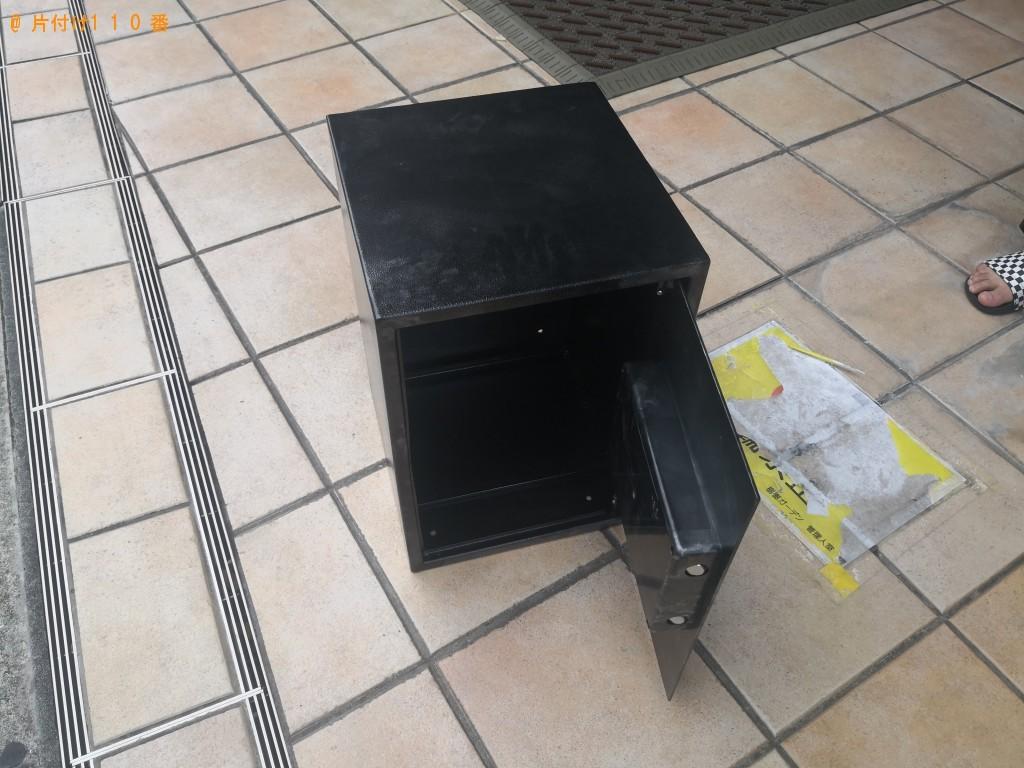 【大阪市西区】金庫の回収・処分ご依頼 お客様の声