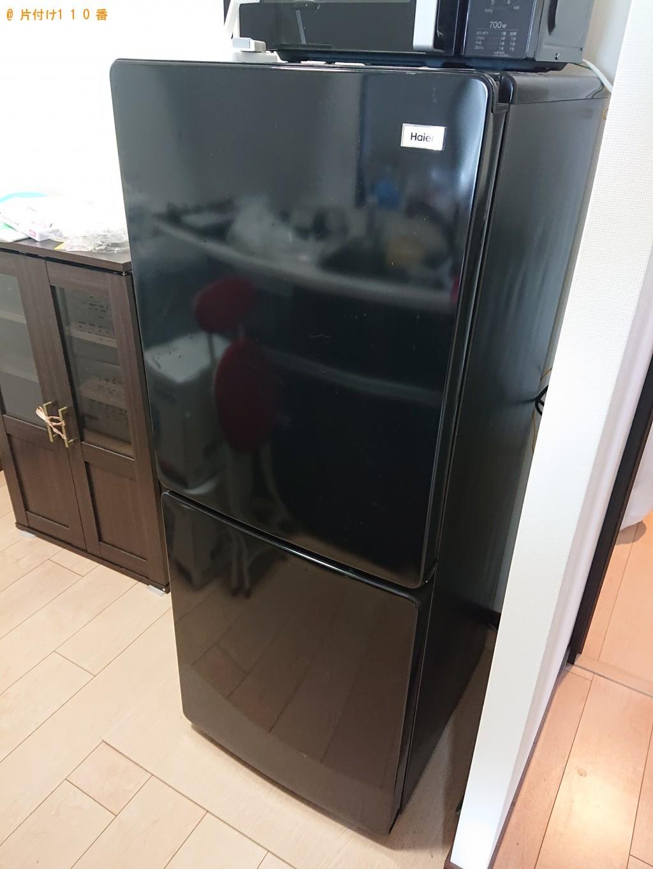 【大阪市中央区】冷蔵庫、洗濯機、電子レンジ、椅子等の回収・処分