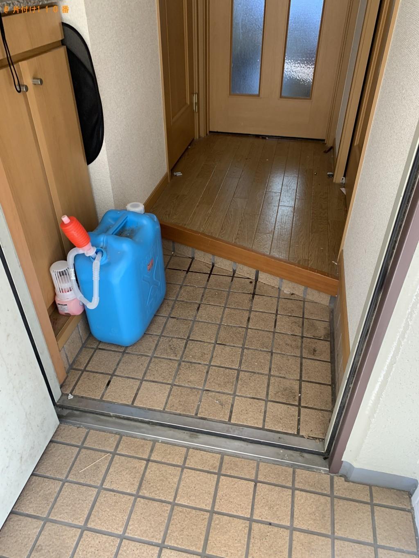 【岸和田市】冷蔵庫、洗濯機、自動車タイヤの回収・処分ご依頼