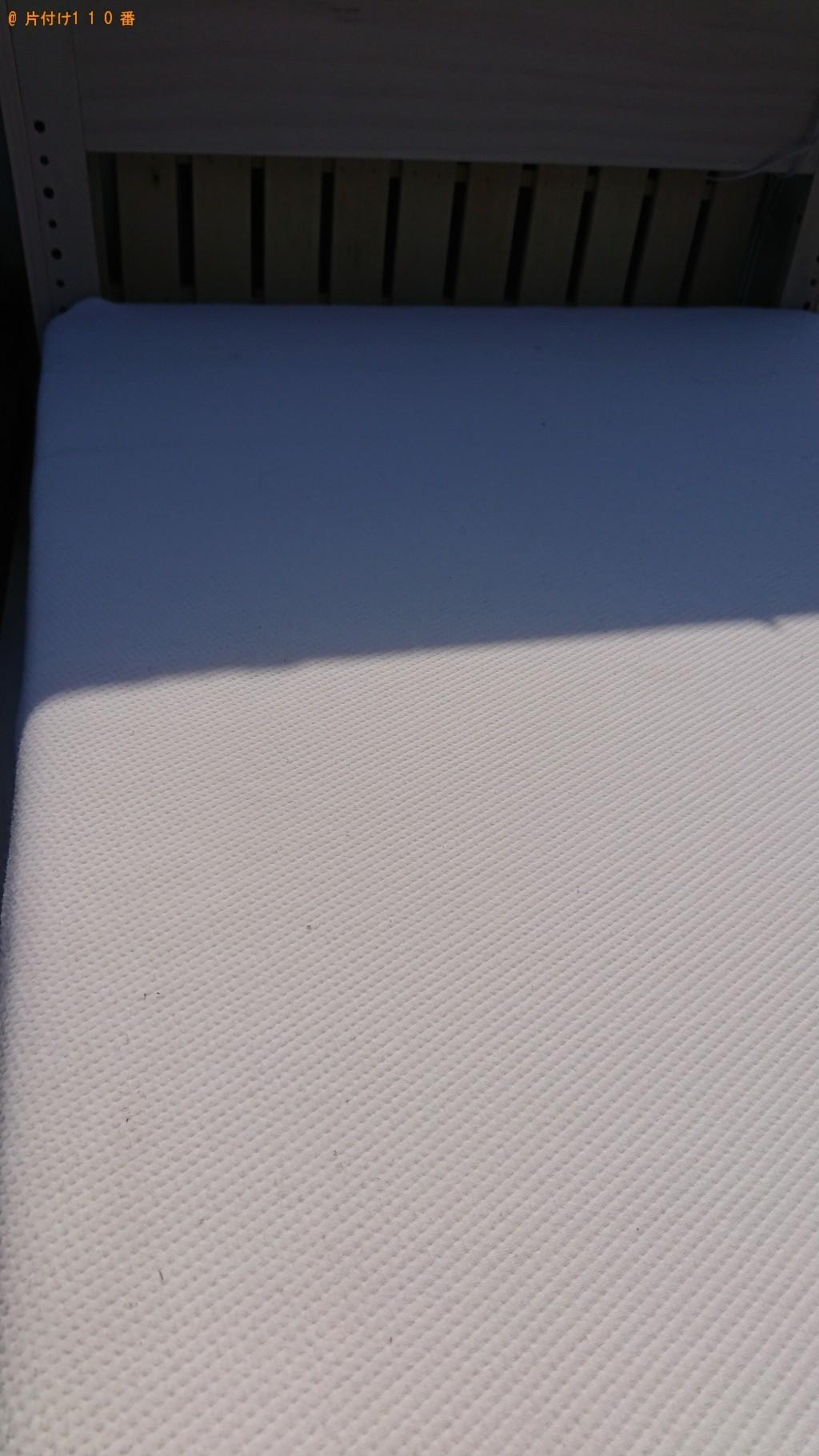 【大阪市淀川区】シングルベッドの回収・処分ご依頼 お客様の声