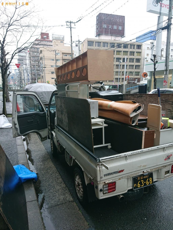 【大阪市淀川区】洗濯機、冷蔵庫、電子レンジ等の回収・処分ご依頼