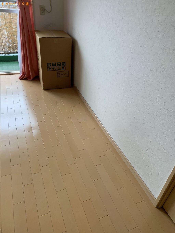【堺市南区】食器棚、ソファー、回転椅子、学習机等の回収・処分
