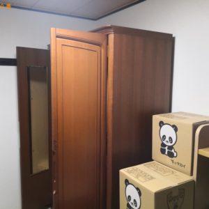 【大東市】クローゼットの回収・処分ご依頼 お客様の声
