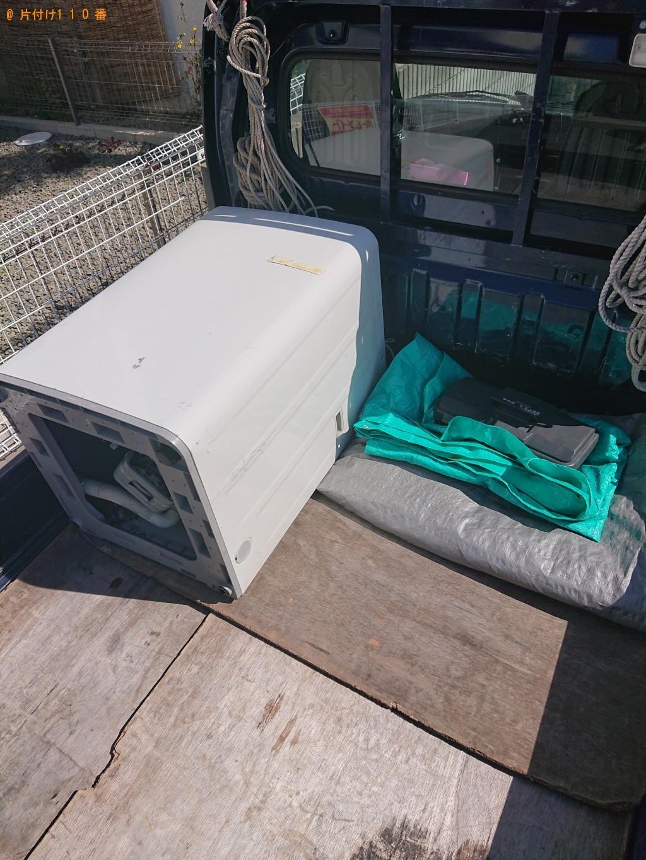 【堺市中区】洗濯機の回収・処分ご依頼 お客様の声