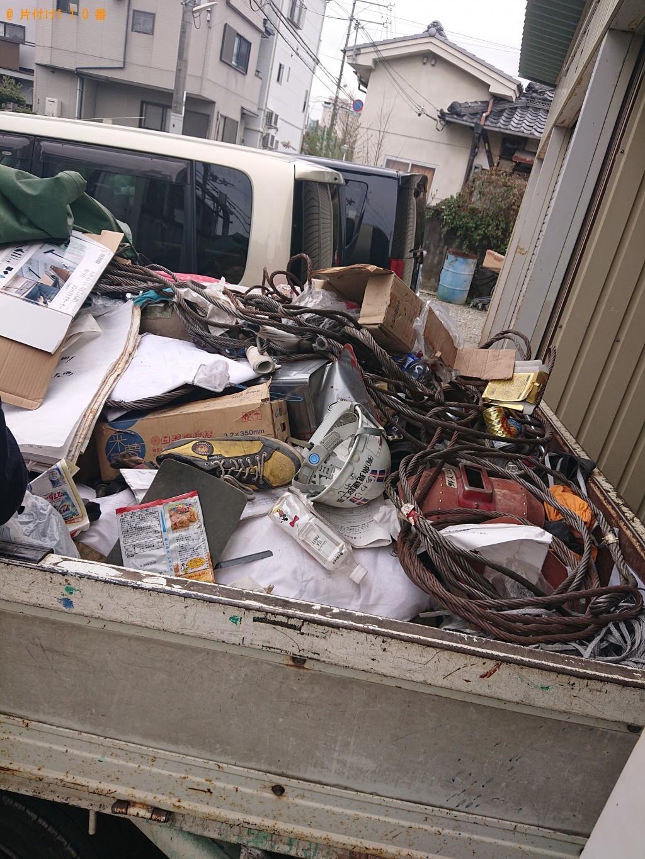 【白子町】ヘルメット、カゴ、長靴、分別なし家庭ごみ等の回収