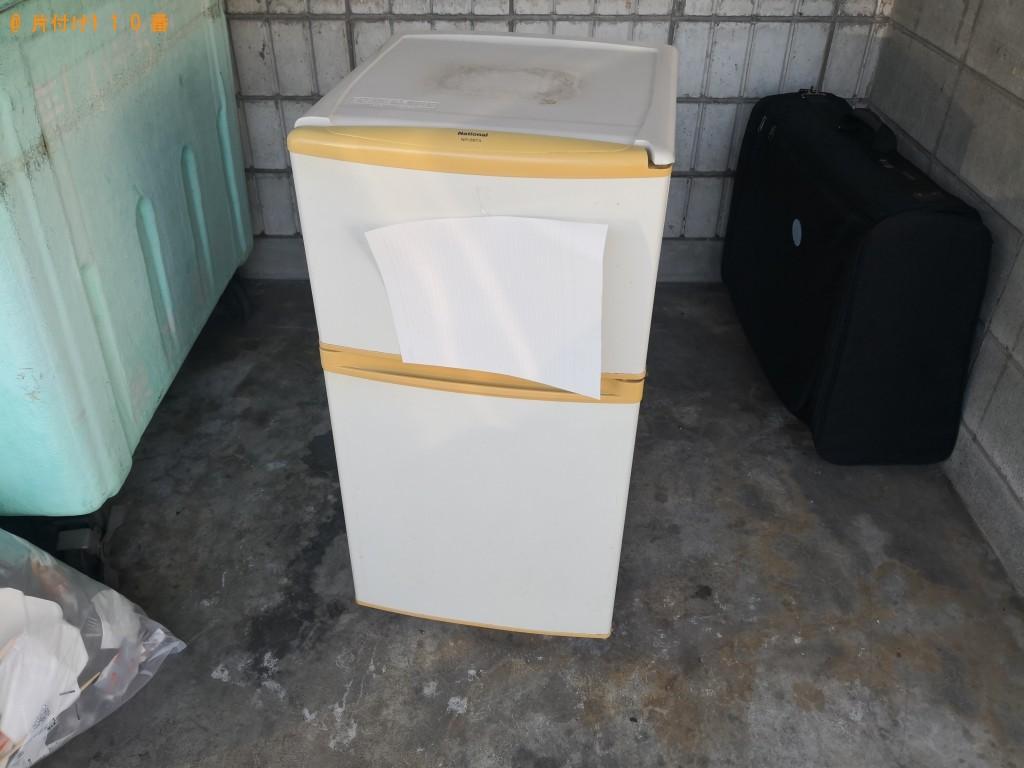 【東大阪市】冷蔵庫二つの回収・処分ご依頼 お客様の声
