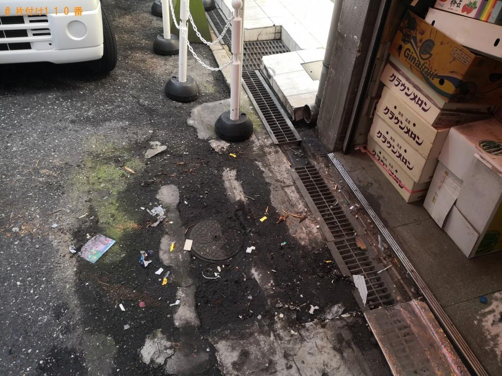 【東秩父村】軽トラック1台程度の出張不用品の回収・処分ご依頼