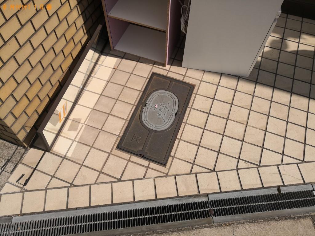 【大阪市東淀川区】洗濯機の回収・処分ご依頼 お客様の声