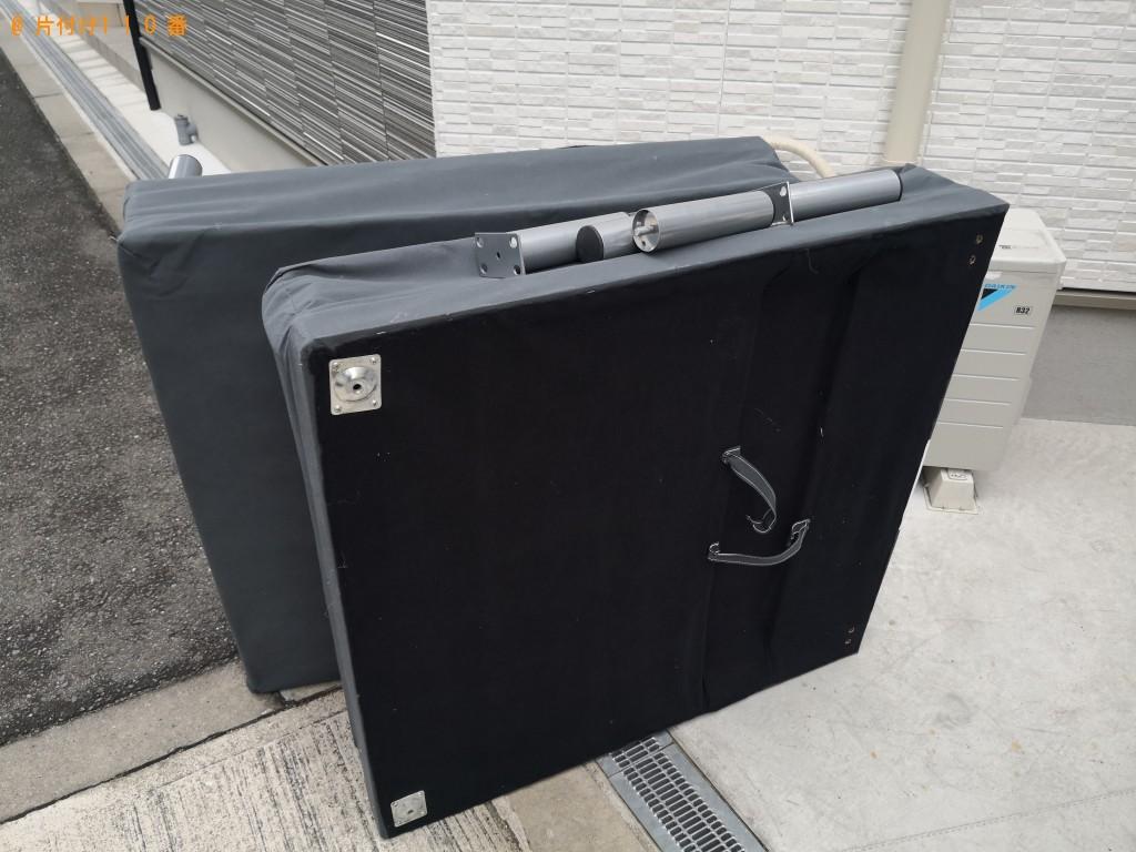 【大阪市平野区】シングルベッドの回収・処分ご依頼 お客様の声
