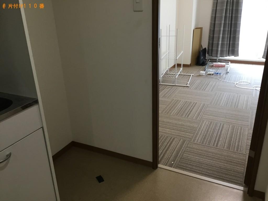 【大阪市西淀川区】冷蔵庫、洗濯機、学習机などの回収 お客様の声