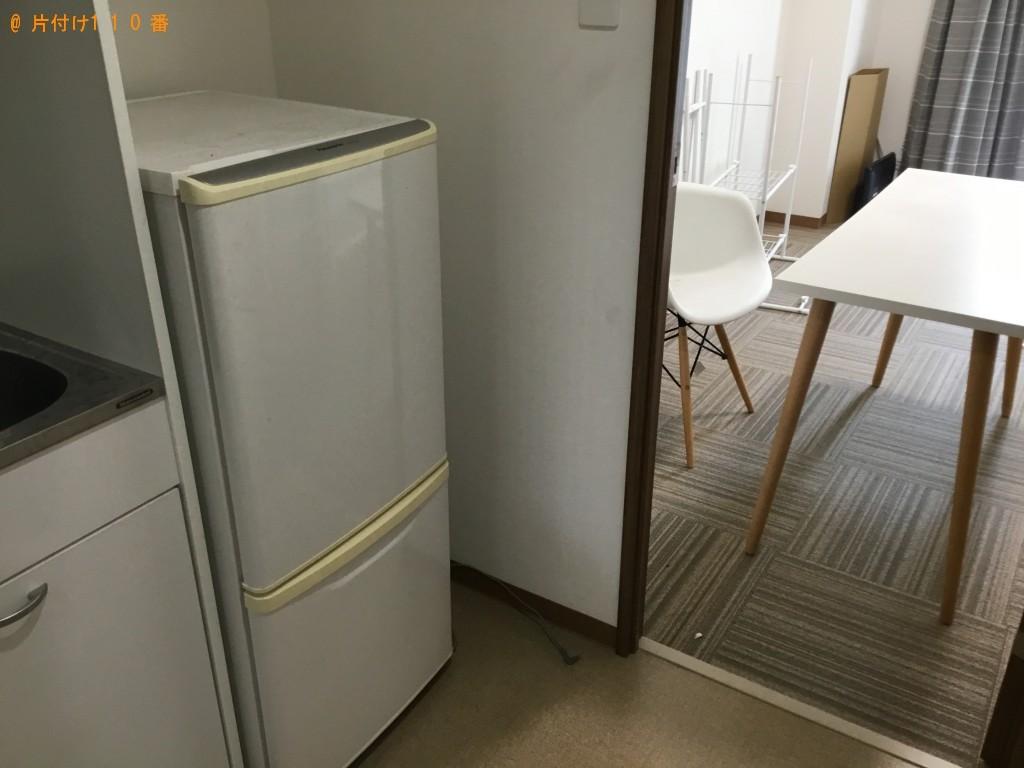 【松原市】遺品整理で冷蔵庫、洗濯機、学習机などの回収 お客様の声