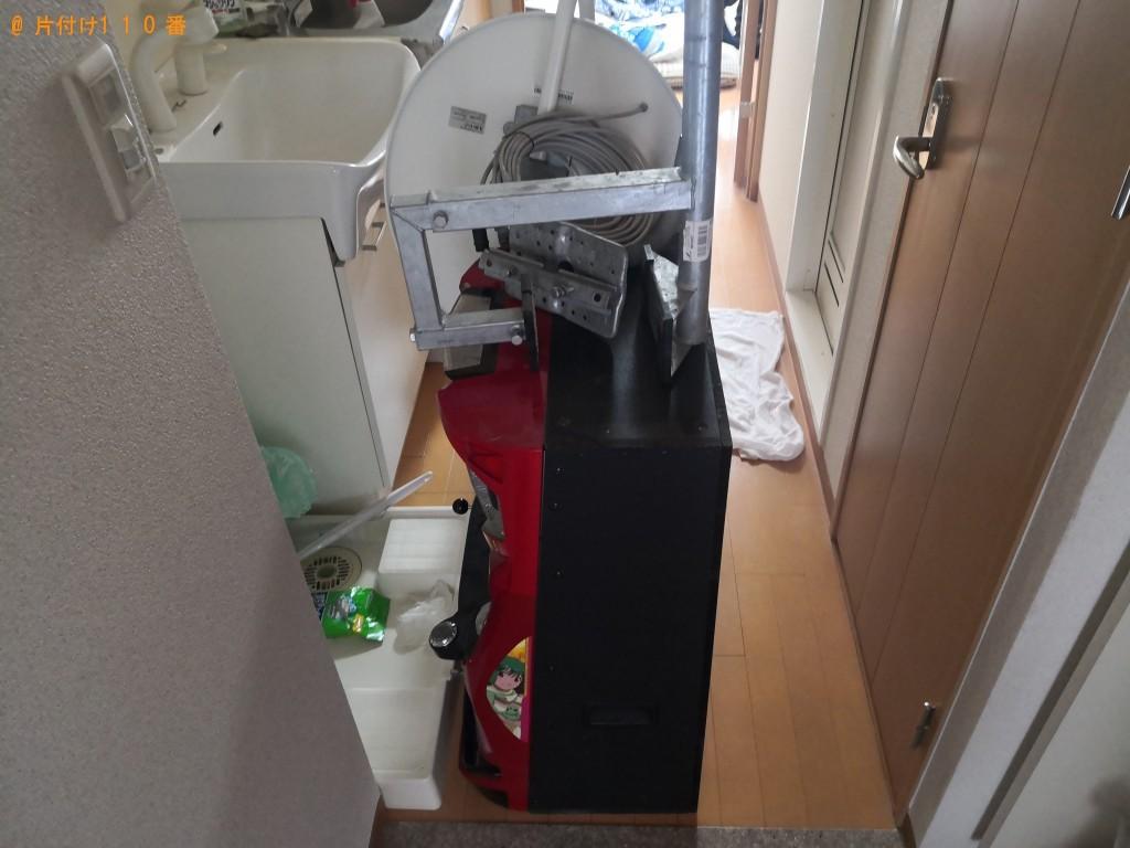 【大阪市浪速区】パチスロ機、アンテナの回収・処分 お客様の声