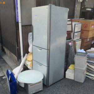 【大阪市】冷蔵庫、小型家電の回収・処分ご依頼 お客様の声
