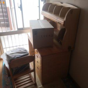 【大阪市平野区】学習机、ベース、アンプなどの回収 お客様の声