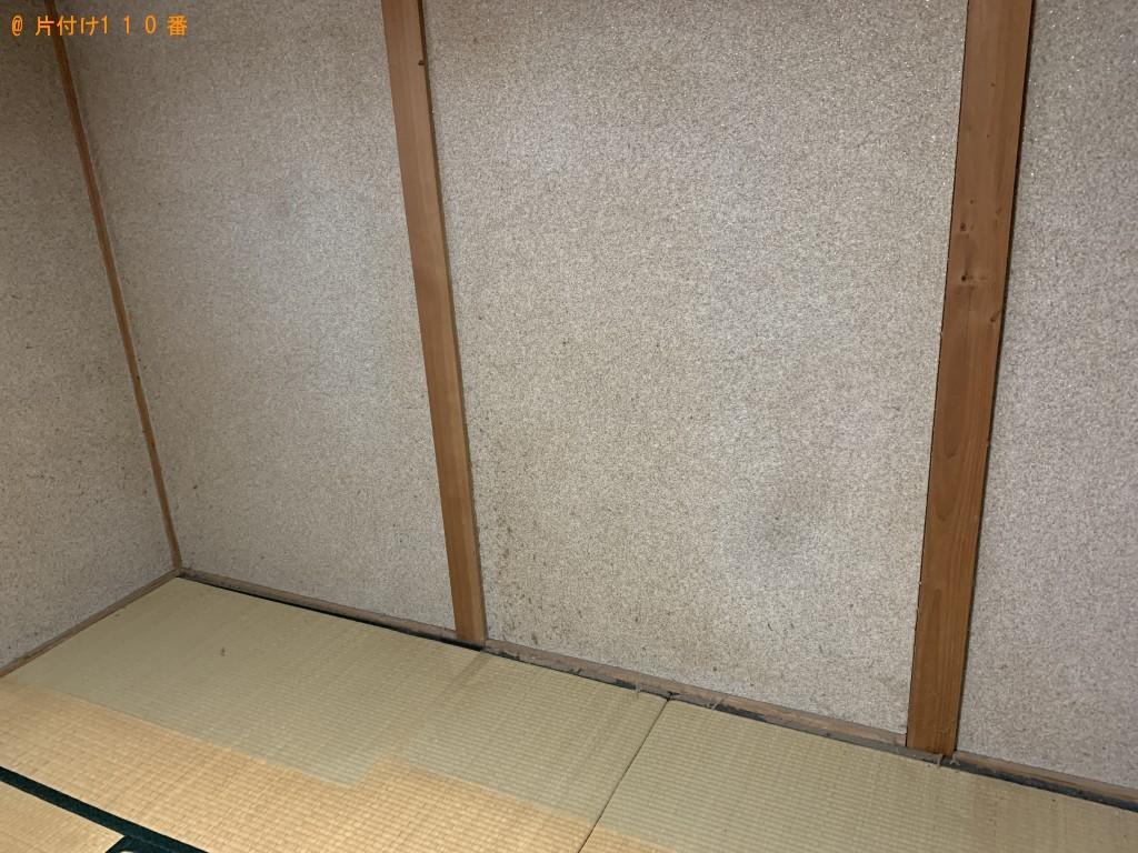 【堺市東区】婚礼タンスの回収・処分 お客様の声