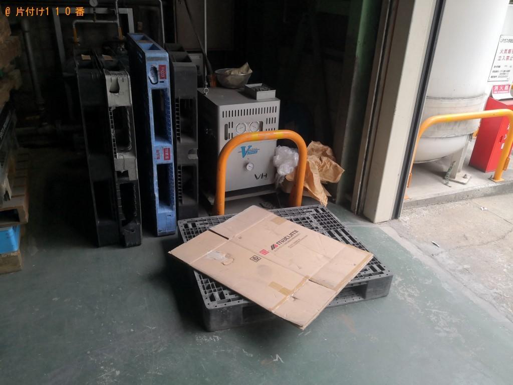 【東大阪市】冷蔵庫の回収・処分 お客様の声