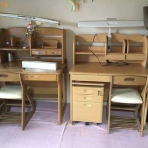 【大阪市住吉区】学習机、椅子の回収・処分 お客様の声