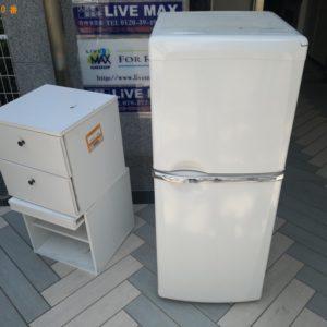 【大阪市西区】冷蔵庫の回収・処分ご依頼 お客様の声