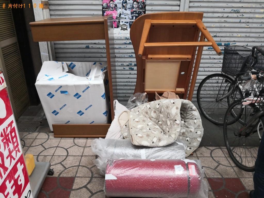 【小川町】軽トラック1台分の不用品の処分 お客様の声