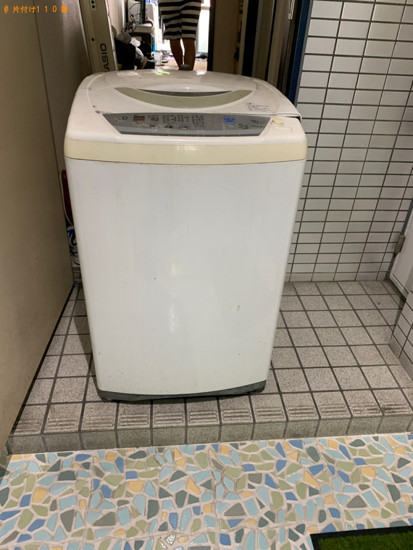 【大阪市淀川区】洗濯機の回収・処分 お客様の声
