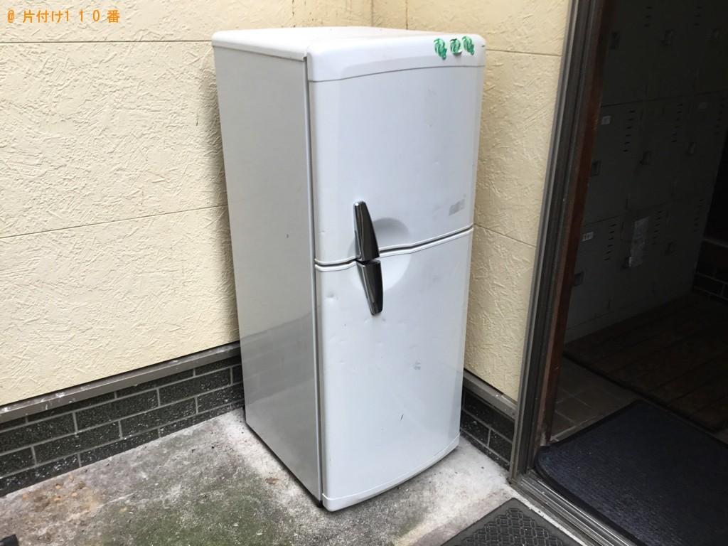 【大阪市淀川区】冷蔵庫の回収・処分ご依頼 お客様の声