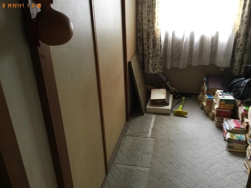 【三芳町】こたつ、本棚、タンス、食器洗い乾燥機の回収