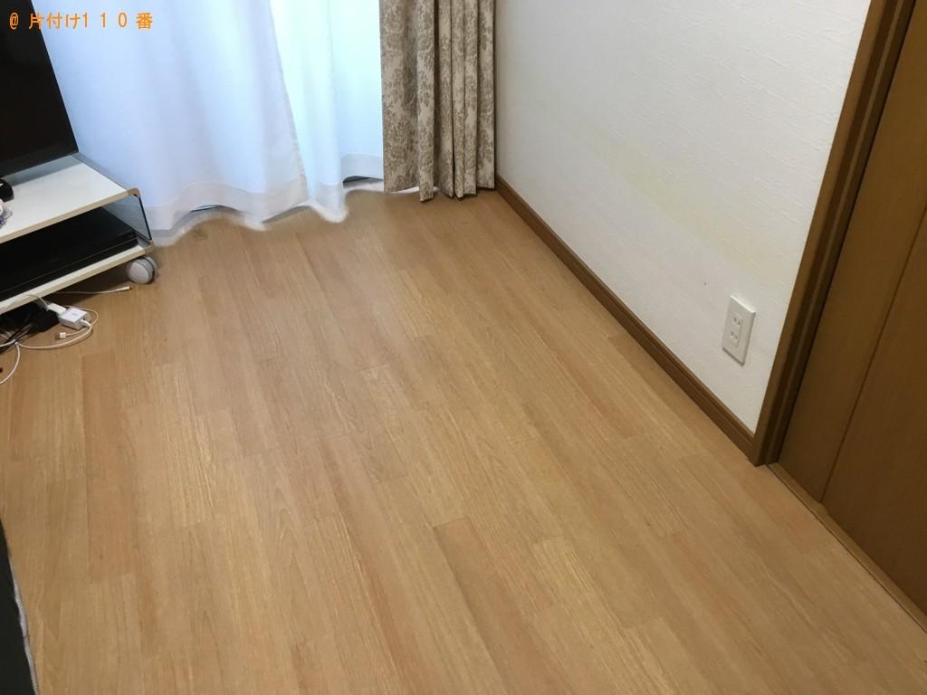 【大阪市生野区】シングルベッドの回収・処分ご依頼 お客様の声