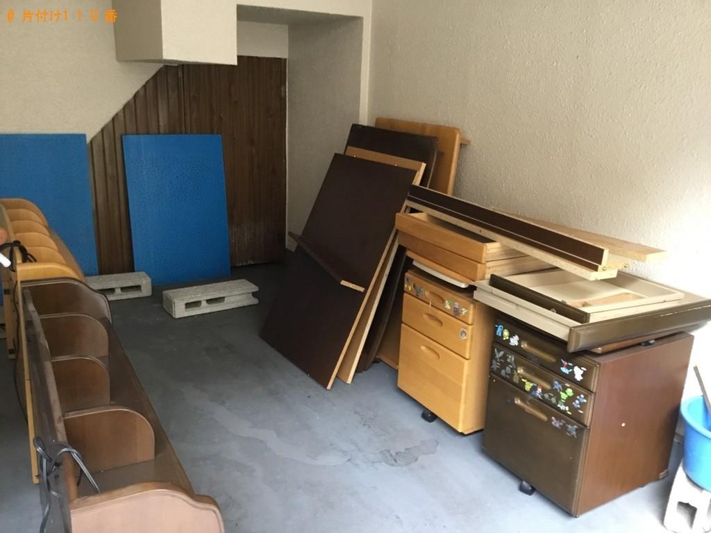 【大阪市港区】学習机の移動ご依頼 お客様の声