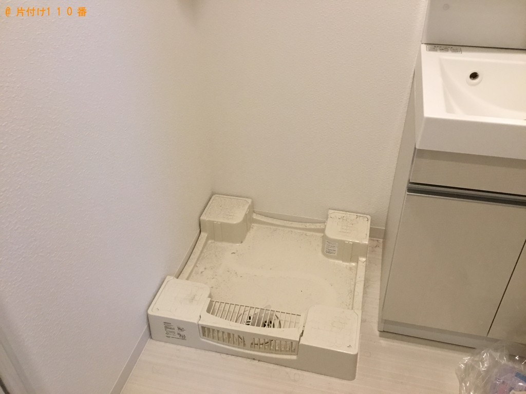 【大阪市淀川区】洗濯機、タンス、一般ごみ等の回収