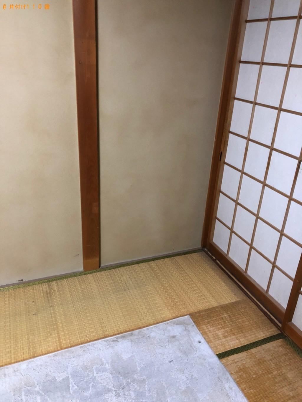【堺市西区】タンス、マッサージチェアの回収・処分ご依頼
