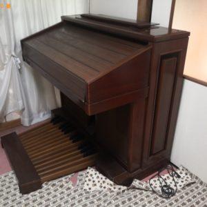 【豊中市庄内栄町】椅子、エレクトーンの回収・処分ご依頼