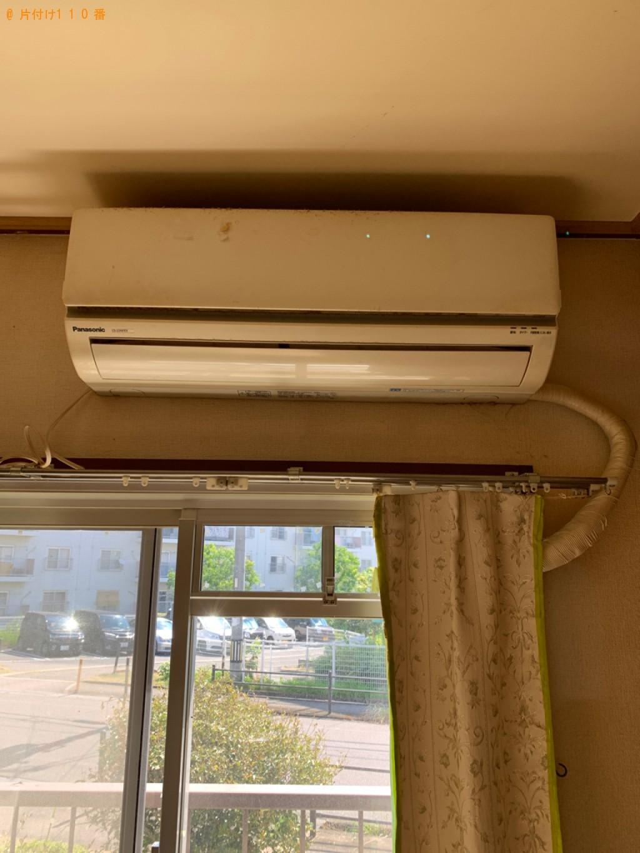 【堺市南区】冷蔵庫、エアコン、洗濯機、タンス、食器棚の回収・処分
