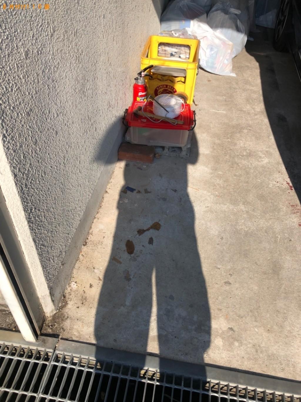 【東大阪市五条町】金庫の回収・処分ご依頼 お客様の声