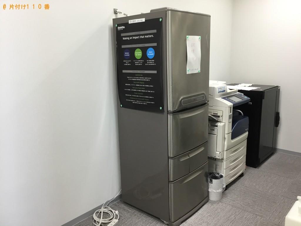 【大阪市中央区】冷蔵庫の回収・処分ご依頼 お客様の声