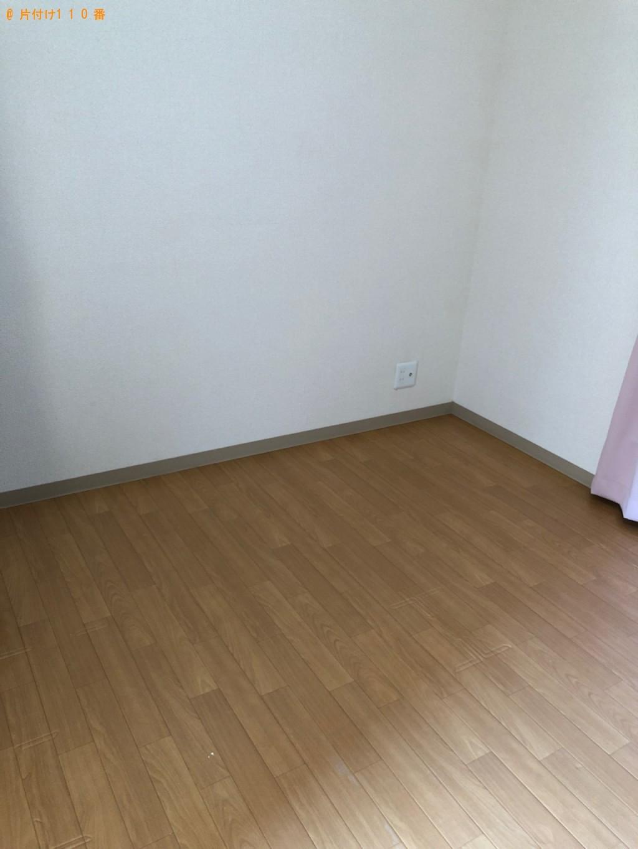 【堺市堺区】冷蔵庫、本棚、ラック等の回収・処分ご依頼 お客様の声